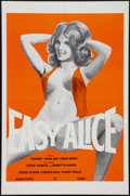 """Movie Posters:Adult, Easy Alice & Others Lot (Unknown, 1960). One Sheets (3) (27"""" X 41"""", 27"""" X 30"""" & 25"""" X 38""""). Adult.. ... (Total: 3 Items)"""