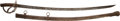 Edged Weapons:Swords, Iron Hilt Tiffany & Co. M1840 Heavy Cavalry Saber....