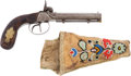 Handguns, John Nelson: A Pistol Owned and Carried by the Driver of the Famous Deadwood Stagecoach in Buffalo Bill's Wild West....
