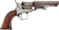 Handguns:Single Action Revolver, Colt Model 1849 Pocket Revolver with Steel Gripstraps....