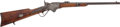 Military & Patriotic:Civil War, Spencer Model 1860 .54 Caliber Repeating Carbine with Inscribed Silver Plaque Rufus Carley, 1st Mass Cav....