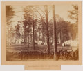 "Photography:CDVs, Gardner's Sketch Book View/Page No. 60 ""Head-Quarters Army Of The Potomac / Brandy Station, Virginia.""..."