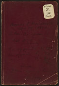 Basketball Collectibles:Others, 1917 James Naismith Inscribed & Signed Page. ...