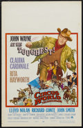 "Movie Posters:Drama, Circus World (Paramount, 1965). Window Card (14"" X 22""). Drama. Starring John Wayne, Rita Hayworth, Claudia Cardinale and Ll..."