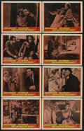 """Movie Posters:Drama, Days of Wine and Roses (Warner Brothers, 1962). Lobby Card Set of 8 (11"""" X 14""""). Drama. Starring Jack Lemmon, Lee Remick, Ch... (Total: 8 Items)"""
