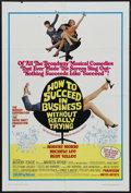 "Movie Posters:Musical, How to Succeed in Business Without Really Trying (United Artists, 1967). One Sheet (27"" X 41""). Musical Comedy. Starring Rob..."