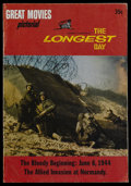 Movie Posters:War, The Longest Day (20th Century Fox, 1962). Picture Book (MultiplePages) and Study Guide (Multiple Pages). War. Starring John...(Total: 2 Items)