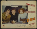"""Movie Posters:War, O.S.S. (Paramount, 1946). Lobby Card (11"""" X 14""""). War. StarringAlan Ladd, Geraldine Fitzgerald, Patric Knowles and John Hoy..."""