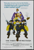 "Movie Posters:Adventure, The Three Musketeers (20th Century Fox, 1974). One Sheet (27"" X41""). Action Comedy. Starring Oliver Reed, Raquel Welch, Ric..."