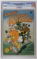 Golden Age (1938-1955):Funny Animal, Fawcett's Funny Animals #48 Crowley Copy pedigree (Fawcett, 1947)CGC NM 9.4 Cream to off-white pages. Overstreet 2006 NM- 9...