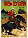 Golden Age (1938-1955):Western, Red Ryder Comics #118 (Dell, 1953) Condition: NM. Fred Harman cover. Overstreet 2006 NM- 9.2 value = $80. From the John Mc...