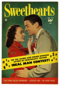 """Golden Age (1938-1955):Romance, Sweethearts #116 Davis Crippen (""""D"""" Copy) pedigree (Fawcett, 1952)Condition: VF/NM. A lovely copy with a lovely photo cover..."""