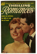 "Golden Age (1938-1955):Romance, Thrilling Romances #23 Davis Crippen (""D"" Copy) pedigree (Standard,1953) Condition: VF. Photo cover. Alex Toth and Vince Co..."