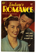 "Golden Age (1938-1955):Romance, Today's Romance #5 Davis Crippen (""D"" Copy) pedigree (Standard,1952) Condition: VF/NM. Photo cover. Overstreet 2006 VF/NM 9..."