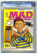 "Magazines:Humor, Mad Special #85 (EC, 1993) CGC NM+ 9.6 White pages. Collector's Series #4. Includes ""Spy vs. Spy"" planes. Richard Williams c..."