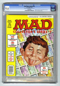 Magazines:Humor, Mad Special #94 (EC, 1994) CGC NM+ 9.6 White pages. Collector'sSeries #7. Includes Mad sweepstakes and postage stamps. CGC ...
