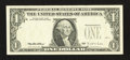 Error Notes:Third Printing on Reverse, Fr. 1922-L $1 1995 Federal Reserve Note. Extremely Fine.. ...
