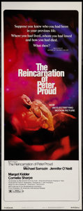 """Movie Posters:Mystery, The Reincarnation of Peter Proud (American International, 1975).Insert (14"""" X 36""""). Mystery.. ..."""