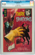 Bronze Age (1970-1979):Horror, Dark Shadows #12 (Gold Key, 1972) CGC VF/NM 9.0 Off-white pages....