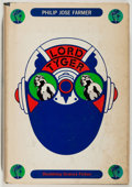Books:Science Fiction & Fantasy, Philip Jose Farmer. INSCRIBED. Lord Tyger. Good. Unless otherwise noted, all volumes are first edition, first pr...