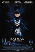 "Movie Posters:Action, Batman Returns (Warner Brothers, 1992). One Sheets (4) (27"" X 40""). SS Advance Set. Action.. ... (Total: 4 Items)"