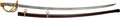 Edged Weapons:Swords, High Grade French Model 1822 Cavalry Officer's Saber...