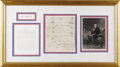 "Autographs:Statesmen, War Loan Signed by Francis Hopkinson, Autograph Document Signed.One page, 6"" x 9"", np, nd. Dated July 10, but presumably no..."