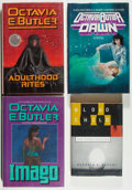 Books:Science Fiction & Fantasy, [Jerry Weist]. Octavia E. Butler. Group of Four Signed First Edition Books. 1987-1995. Very good.... (Total: 4 Items)