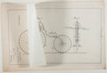 Books:Americana & American History, Charles T. Ducharm [inventor]. Nineteenth-Century Bicycle Design onTwo Leaves. Quarto. Very good....