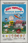 """Movie Posters:Animation, Bon Voyage, Charlie Brown (Paramount, 1980). One Sheet (27"""" X 41"""").Animation.. ..."""
