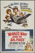 "Movie Posters:Comedy, McHale's Navy Joins the Air Force (Universal, 1965). One Sheet (27"" X 41""). Comedy.. ..."