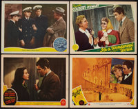 "Come Live with Me & Others Lot (MGM, 1941). Lobby Cards (4) (11"" X 14""). Comedy. ... (Total: 4 Items)"