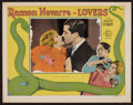 "Movie Posters:Romance, Lovers (MGM, 1927). Lobby Card (11"" X 14""). Romance.. ..."