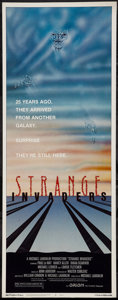 "Movie Posters:Science Fiction, Strange Invaders (Orion, 1983). Insert (14"" X 36""). Science Fiction.. ..."