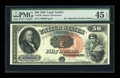 Large Size:Legal Tender Notes, Fr. 160 $50 1880 Legal Tender PMG Choice Extremely Fine 45 EPQ....