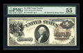 Large Size:Legal Tender Notes, Fr. 32 $1 1880 Legal Tender PMG About Uncirculated 55....