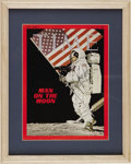 "Autographs:Celebrities, Neil Armstrong Signed Time Magazine Cover ""NeilArmstrong"". The July 25, 1969, cover of Time, titled""Man On The..."
