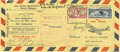 """Autographs:Inventors, Signed Commemorative Cover Featuring Orville Wright """"Orville Wright"""". Air Mail Envelope, 9.5"""" x 4.25"""", postmarked Greenf..."""
