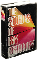 "Books:First Editions, Ray Bradbury The Stories of Ray Bradbury (New York: AlfredA. Knopf, 1980), first edition, 884 pages, 8vo (6.5"" x 9.5""),..."