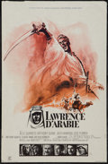 "Movie Posters:Academy Award Winners, Lawrence of Arabia (Columbia, R-1971). French Petite (15.5"" X23.5""). Academy Award Winners.. ..."