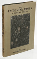 Autographs:Authors, Eugene O'Neill Signed and Numbered Edition of The Emperor Jones (New York: Boni & Liveright, 1928), 90 pages with eight ...