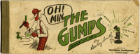 Book of the Gumps Cartoons by Sidney Smith (The Capper Publications, 1918) Condition: GD
