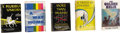 Books:Signed Editions, Five Classic Theodore Sturgeon Science Fiction Books. E Pluribus Unicorn Signed First Edition. (New York: Abelar... (Total: 5 )