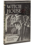 Books:First Editions, Evangeline Walton Witch House First Edition. (Sauk City,Wisconsin: Arkham House, 1945), first edition, 200 pages, b...