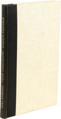 Books:Fiction, Barnett Freedman's Anna Karenina Lithographs Set. (NoPublication Information, No Date), 56 illustrations, black hal...