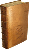 Books:Non-fiction, 1775 Book of Acts of Parliament during the Reign of King GeorgeIII. (London: Charles Eyre and William Strahan, 1775), rebou...