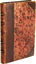 Books:Non-American Editions, John MacDonald: Travels in Various Parts of Europe, Asia, and Africa, During a Series of Thirty Years and Upwards (Londo...