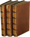 Books:Non-American Editions, Adam Smith An Inquiry into the Nature and Causes of the Wealthof Nations (London: William Allason, 1819), third edition...(Total: 3 )