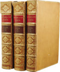 Books:Fiction, The Thousand and One Nights - in three volumes (London: C.Knight & Co., 1839 - 41), first edition as translated byEdwa...