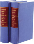 Books:Non-fiction, John F. Watson Annals of Philadelphia and Pennsylvania, in theOlden Time; Being a Collection of Memoirs, Anecdotes, and Inc...(Total: 2 )